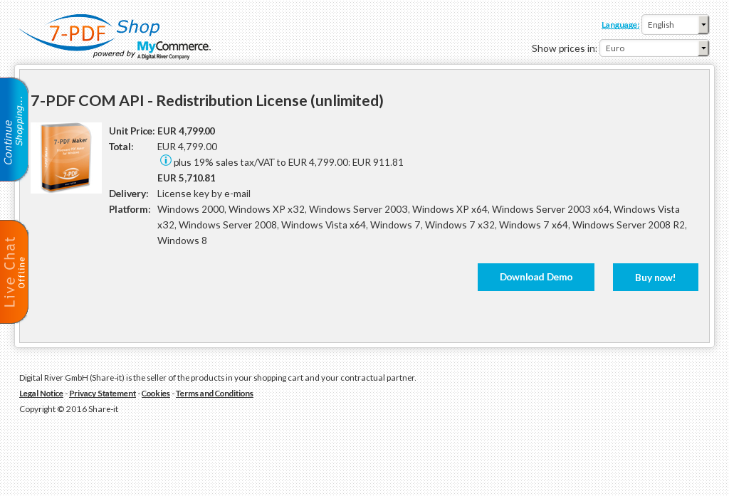 Pdf Com Api Redistribution License Unlimited