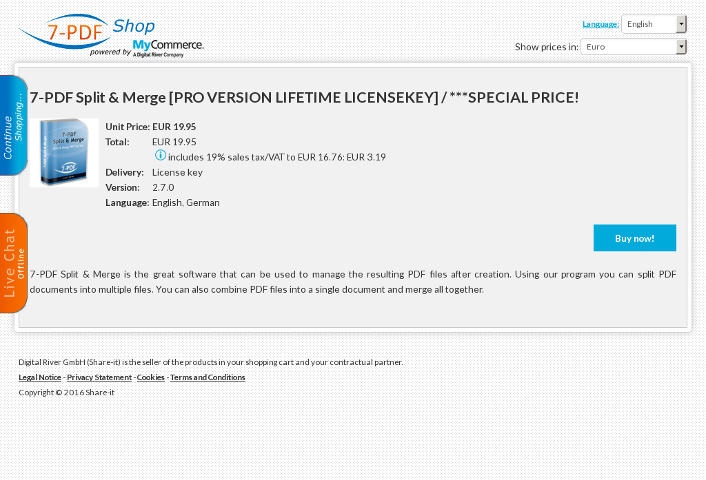 Pdf Split Merge Pro Version Lifetime Licensekey Special Price Howto