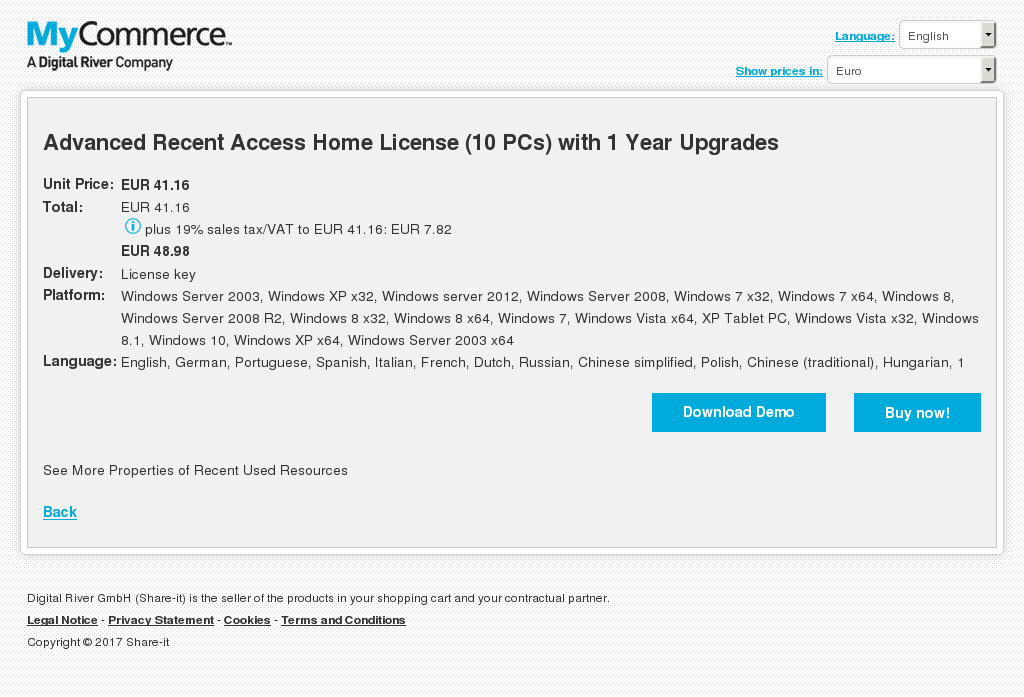 Advanced Recent Access Home License Pcs With Year Upgrades Alternative