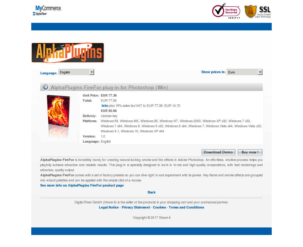 Alphaplugins Firefor Plug Photoshop Win Download