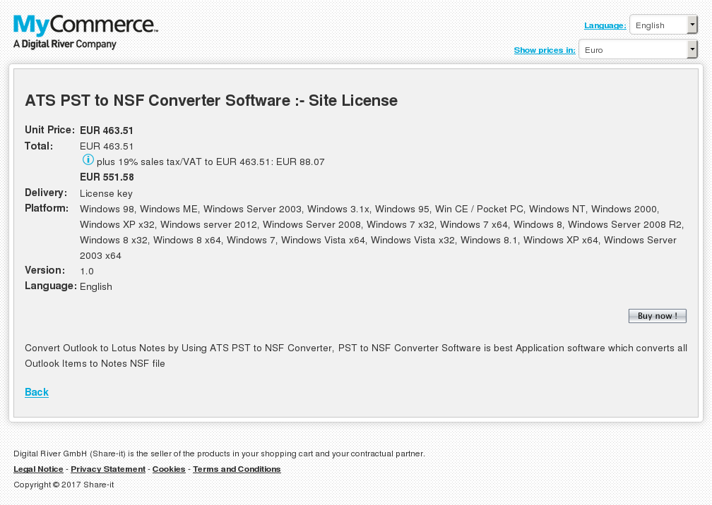 Ats Pst Nsf Converter Software Site License Alternative