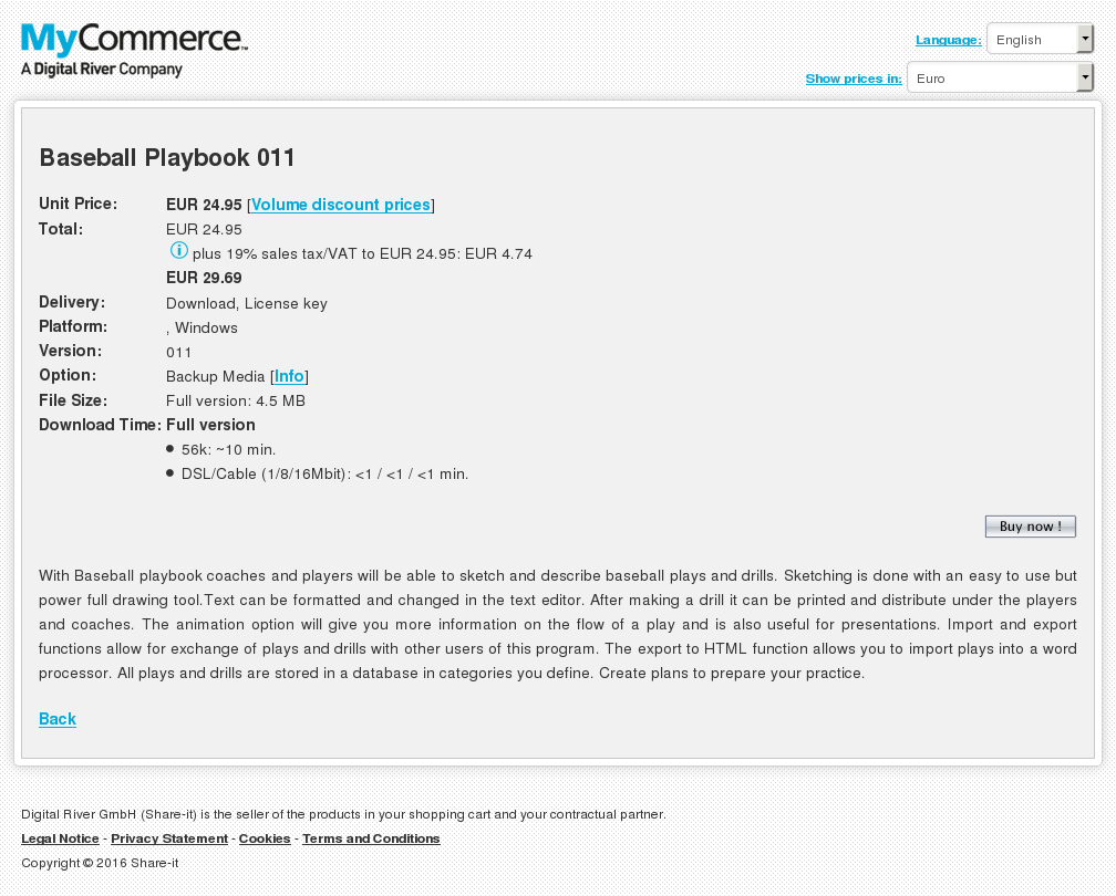 Baseball Playbook Howto