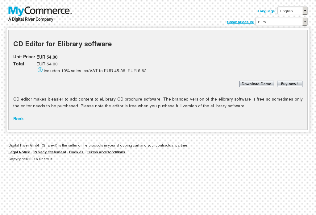 Editor Elibrary Software Free