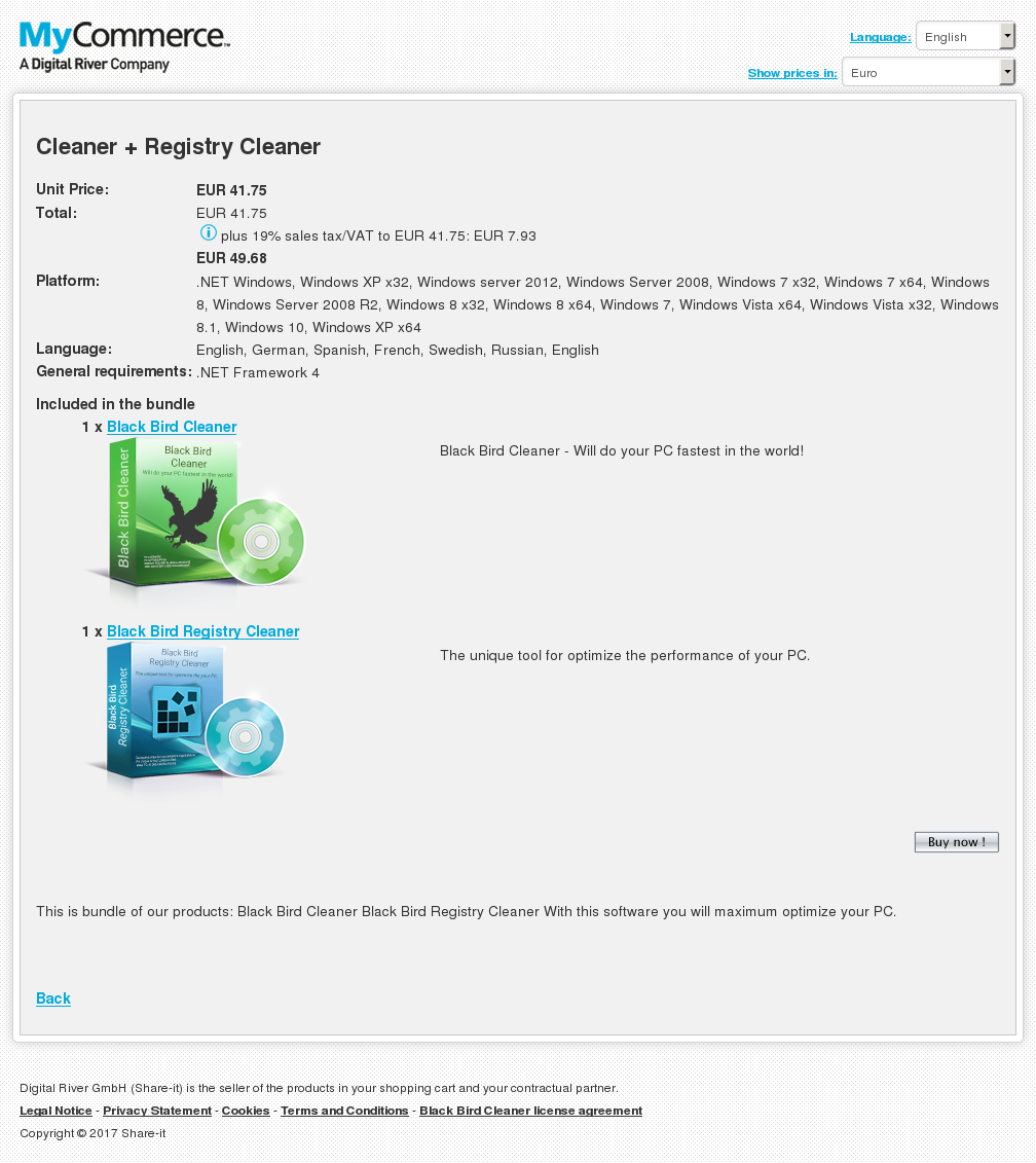 Cleaner Registry Howto