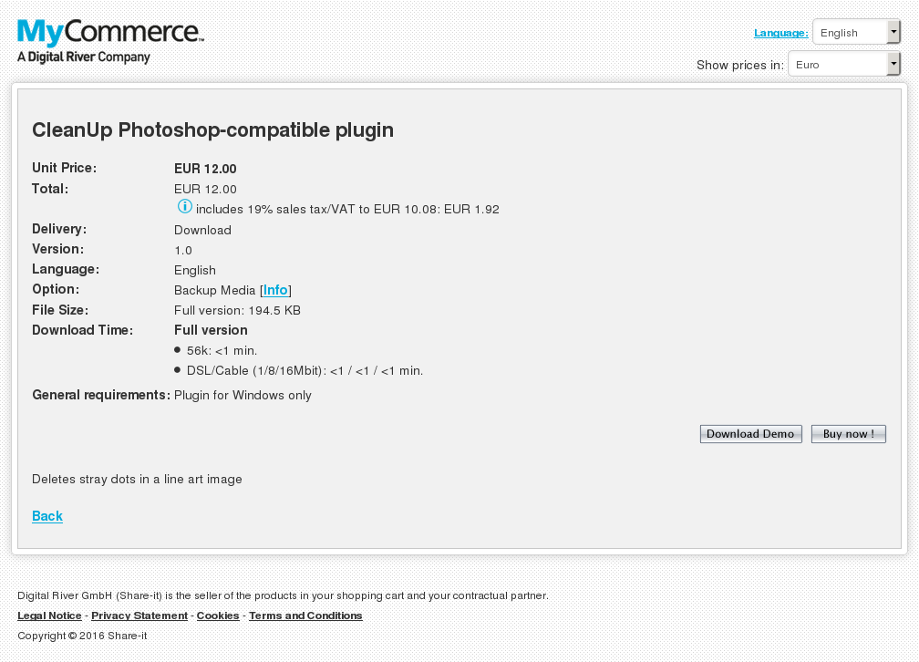 Cleanup Photoshop Compatible Plugin Free