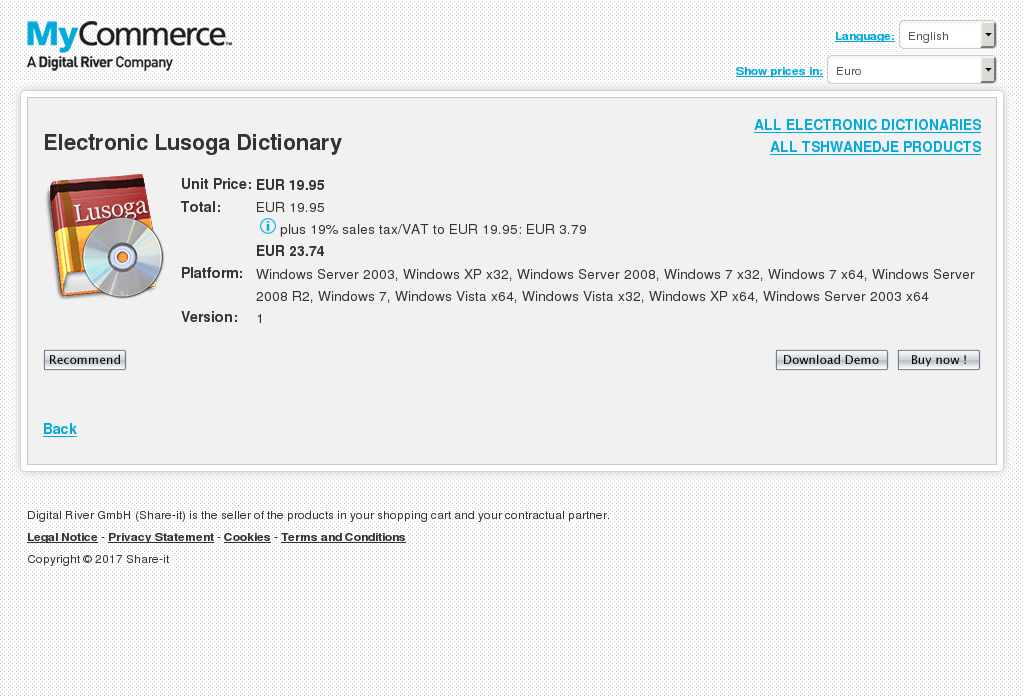 Electronic Lusoga Dictionary Free