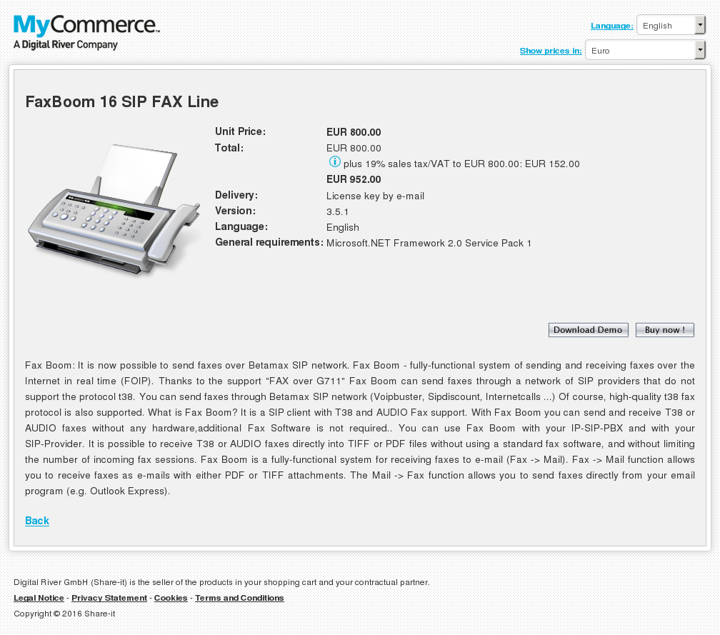 Faxboom Sip Fax Line Review