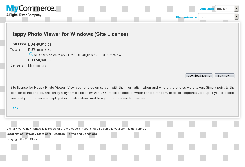 Happy Photo Viewer Windows Site License Howto