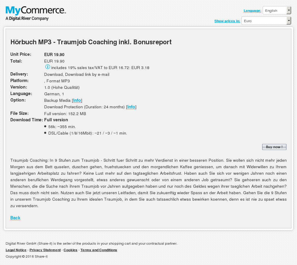 Rbuch Traumjob Coaching Inkl Bonusreport Features