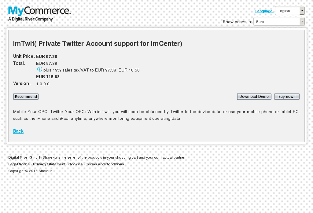 Imtwit Private Twitter Account Support Imcenter