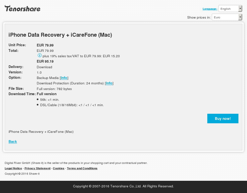 Iphone Data Recovery Icarefone Mac Review