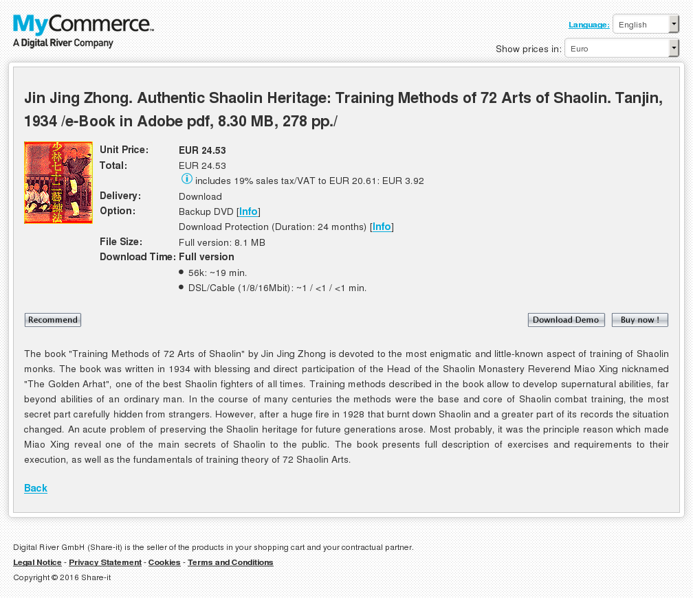 Jin Jing Zhong Authentic Shaolin Heritage Training Methods Arts Tanjin Book Adobe Pdf Features