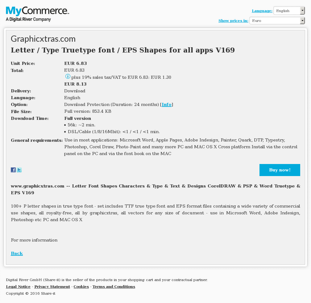 Letter Type Truetype Font Eps Shapes All Apps Key Information