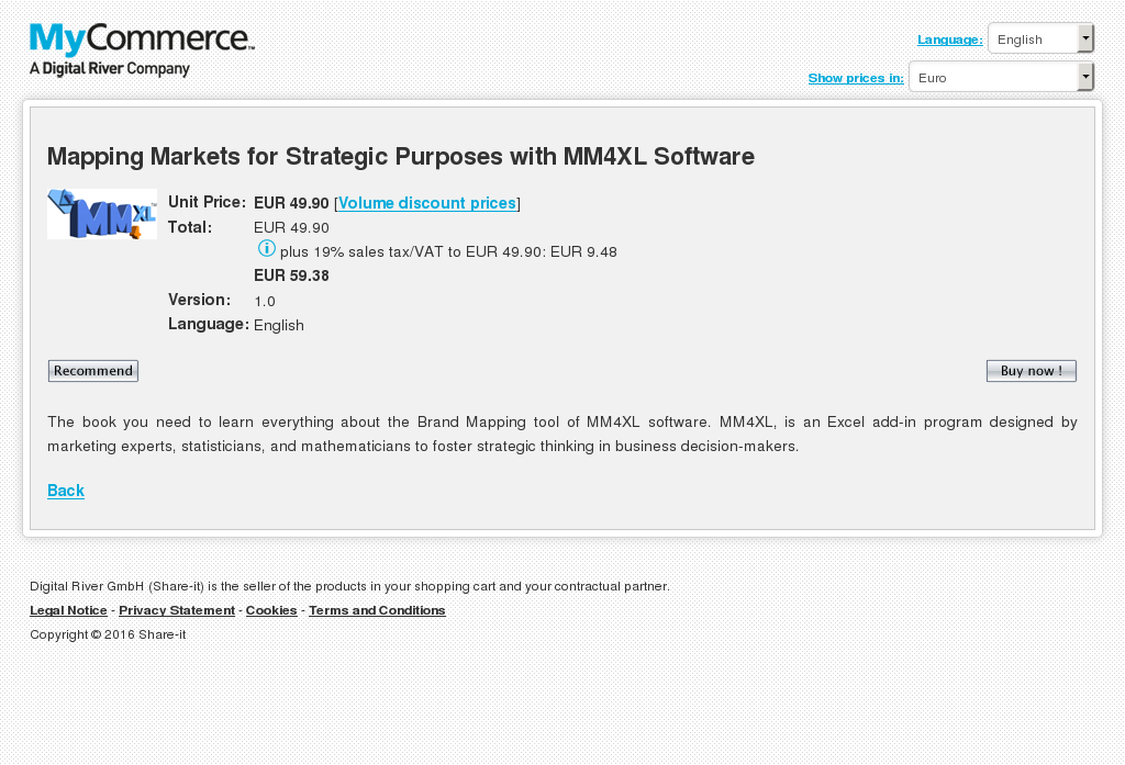 Mapping Markets Strategic Purposes With Mmxl Software Alternative