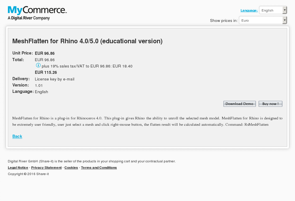 rhino trial download
