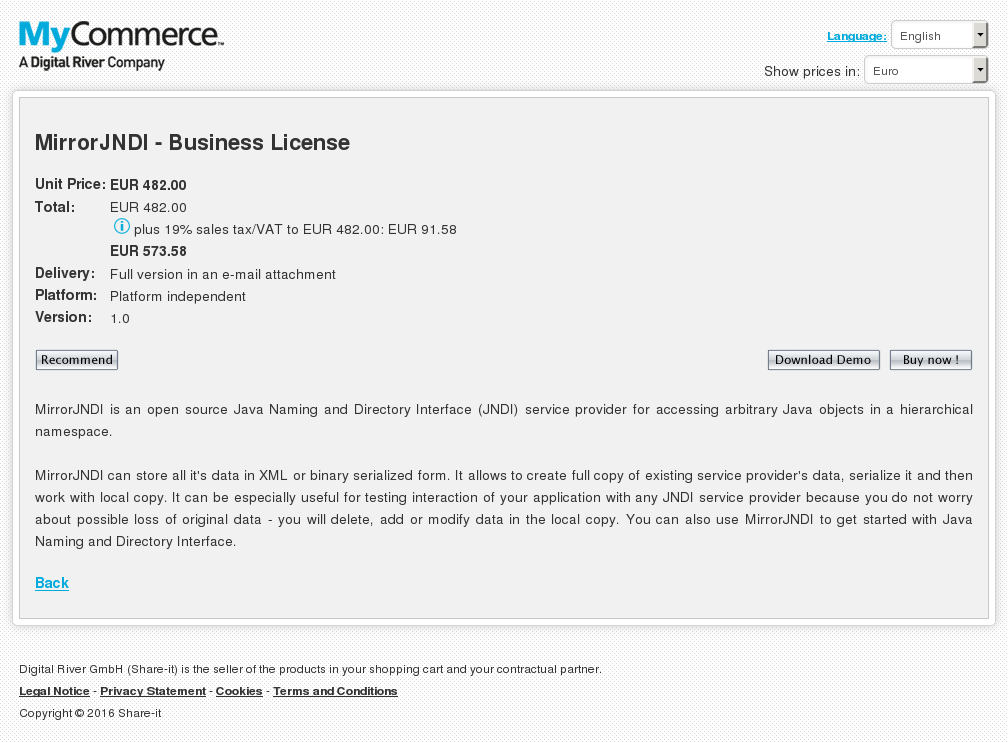 Mirrorjndi Business License