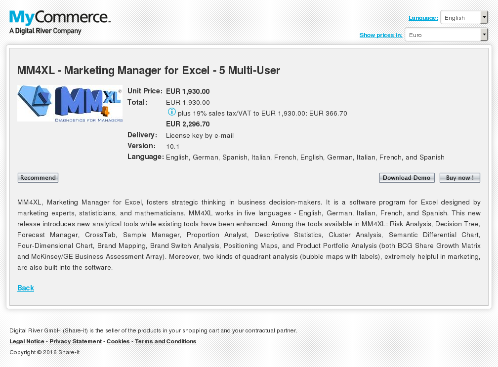Mmxl Marketing Manager Excel Multi User Howto