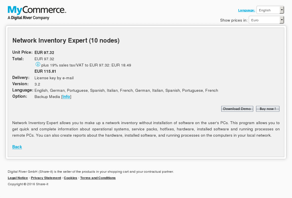Network Inventory Expert Nodes Howto