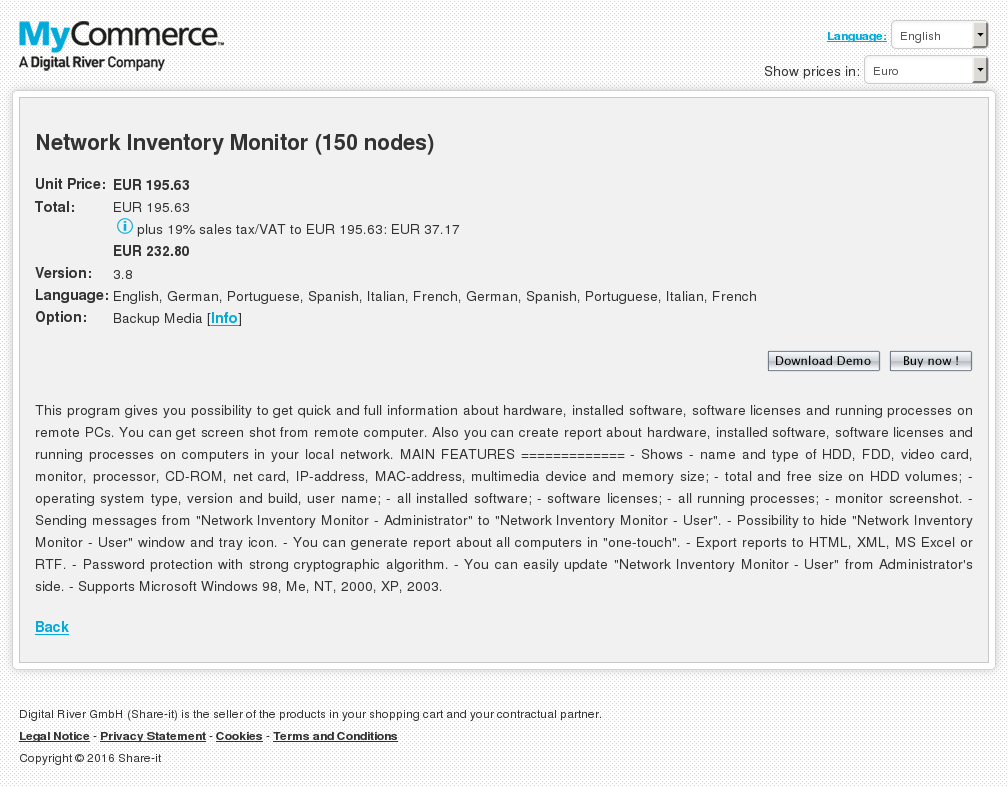 Network Inventory Monitor Nodes Review