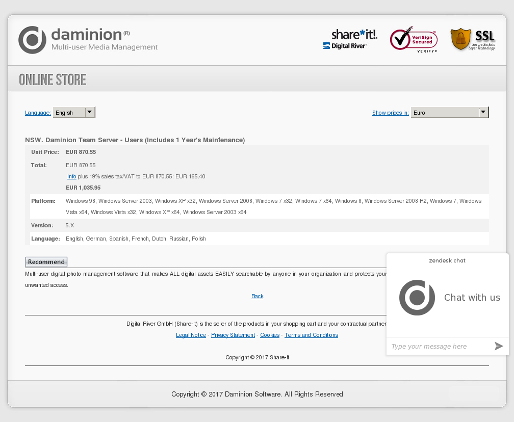 Nsw Daminion Team Server Users Includes Year Maintenance Key Information