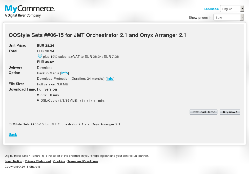 Oostyle Sets Jmt Orchestrator Onyx Arranger Review