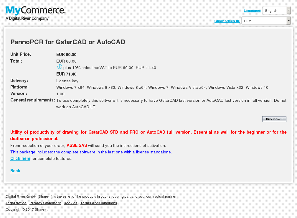Pannopcr Gstarcad Autocad Alternative