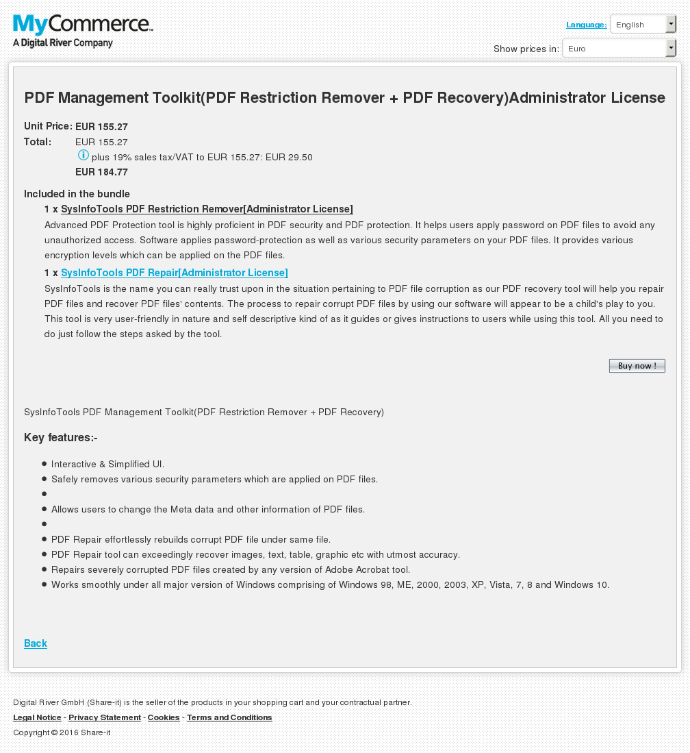 Pdf Management Toolkit Restriction Remover Recovery Administrator License Review