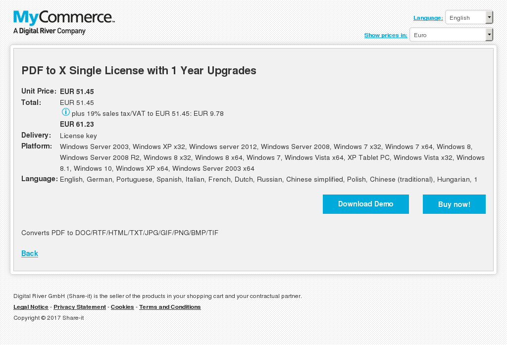 Pdf Single License With Year Upgrades Free