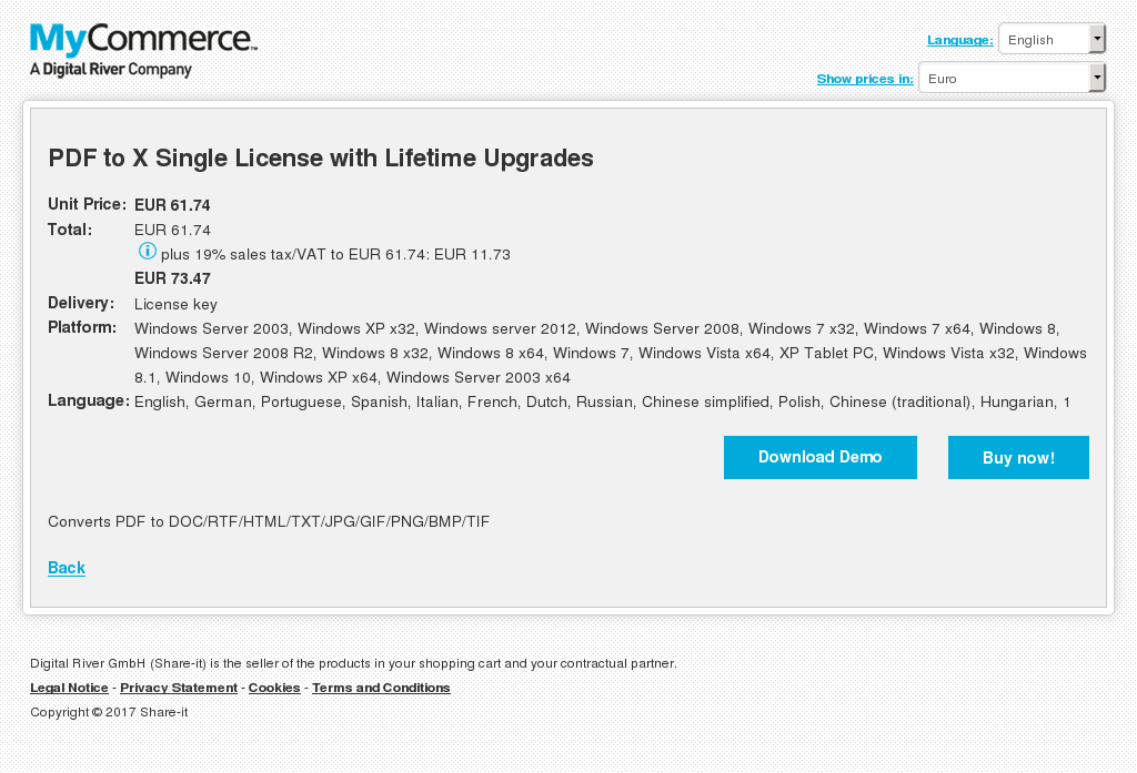 Pdf Single License With Lifetime Upgrades Review