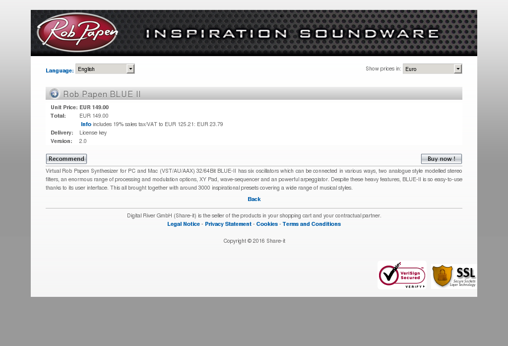 Rob Papen Blue Howto