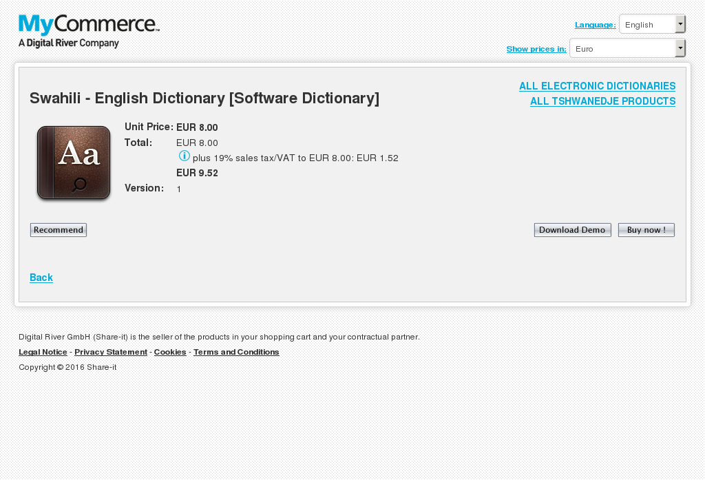Swahili English Dictionary Software Download