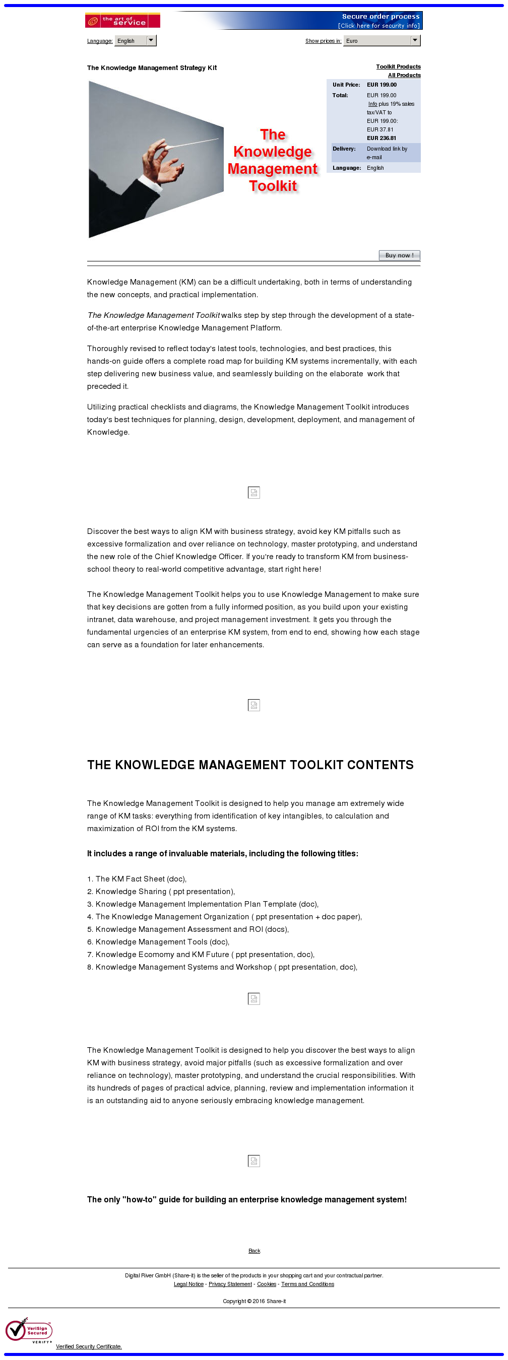 Knowledge Management Strategy Kit Howto