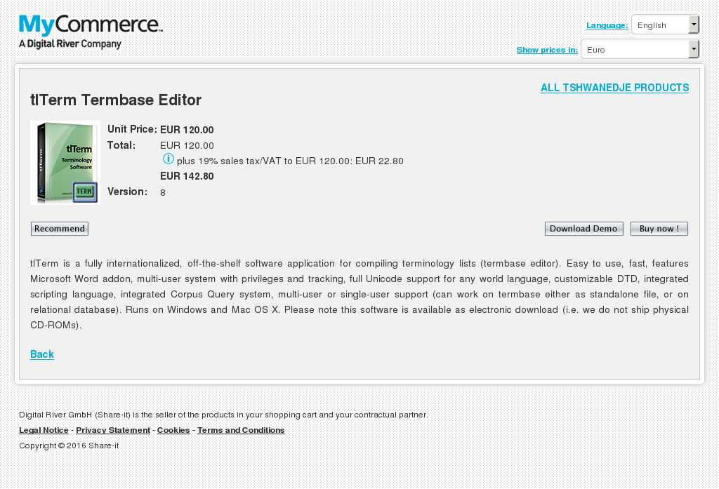 Tlterm Termbase Editor Download