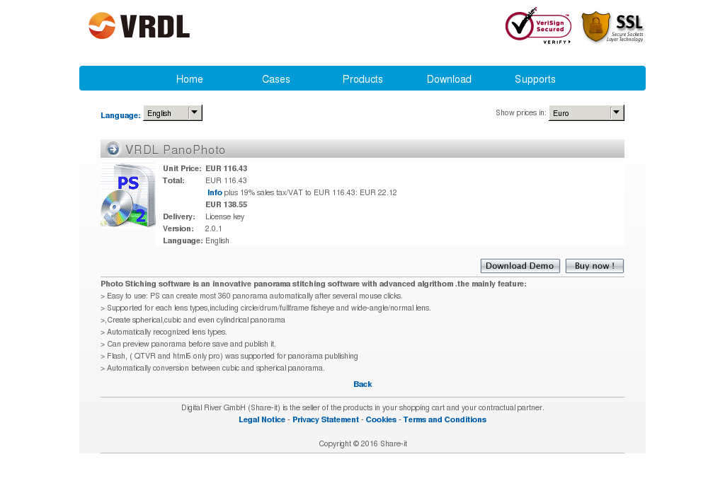 Vrdl Panophoto Download