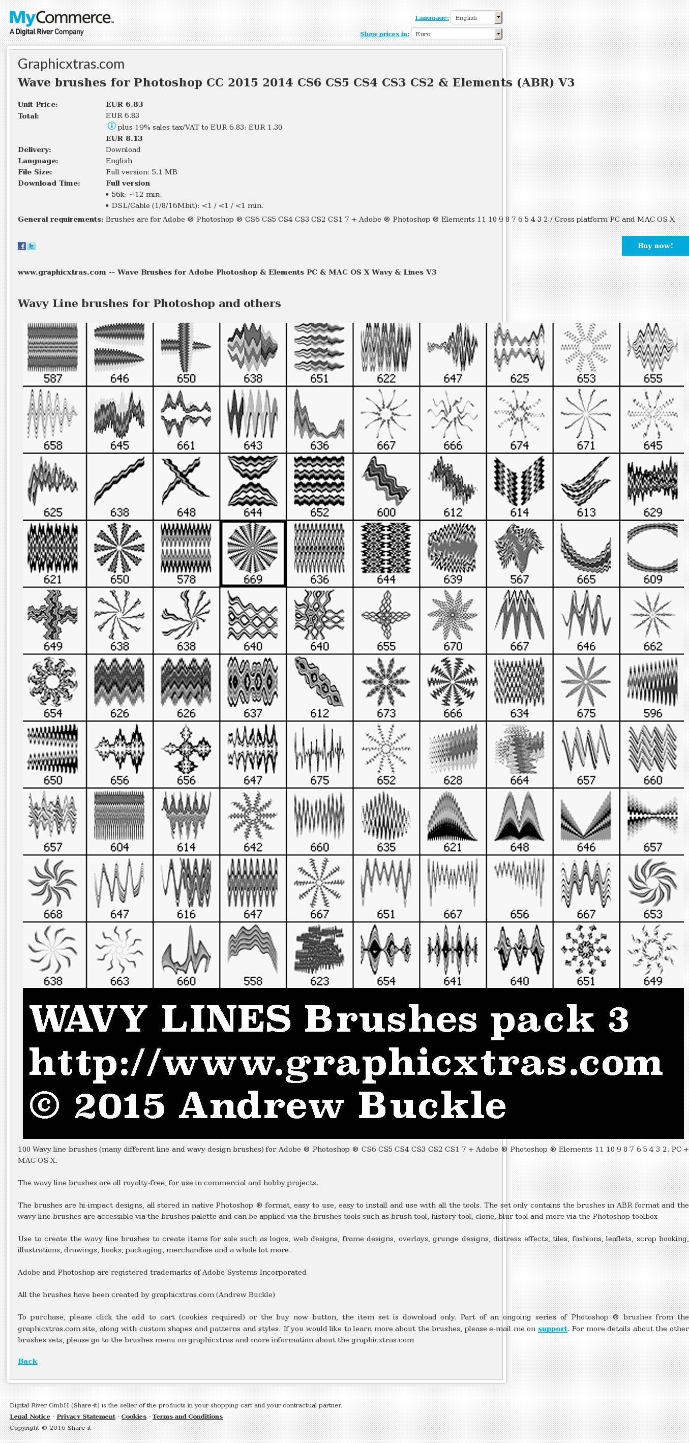 Wave Brushes Photoshop Elements Abr Download