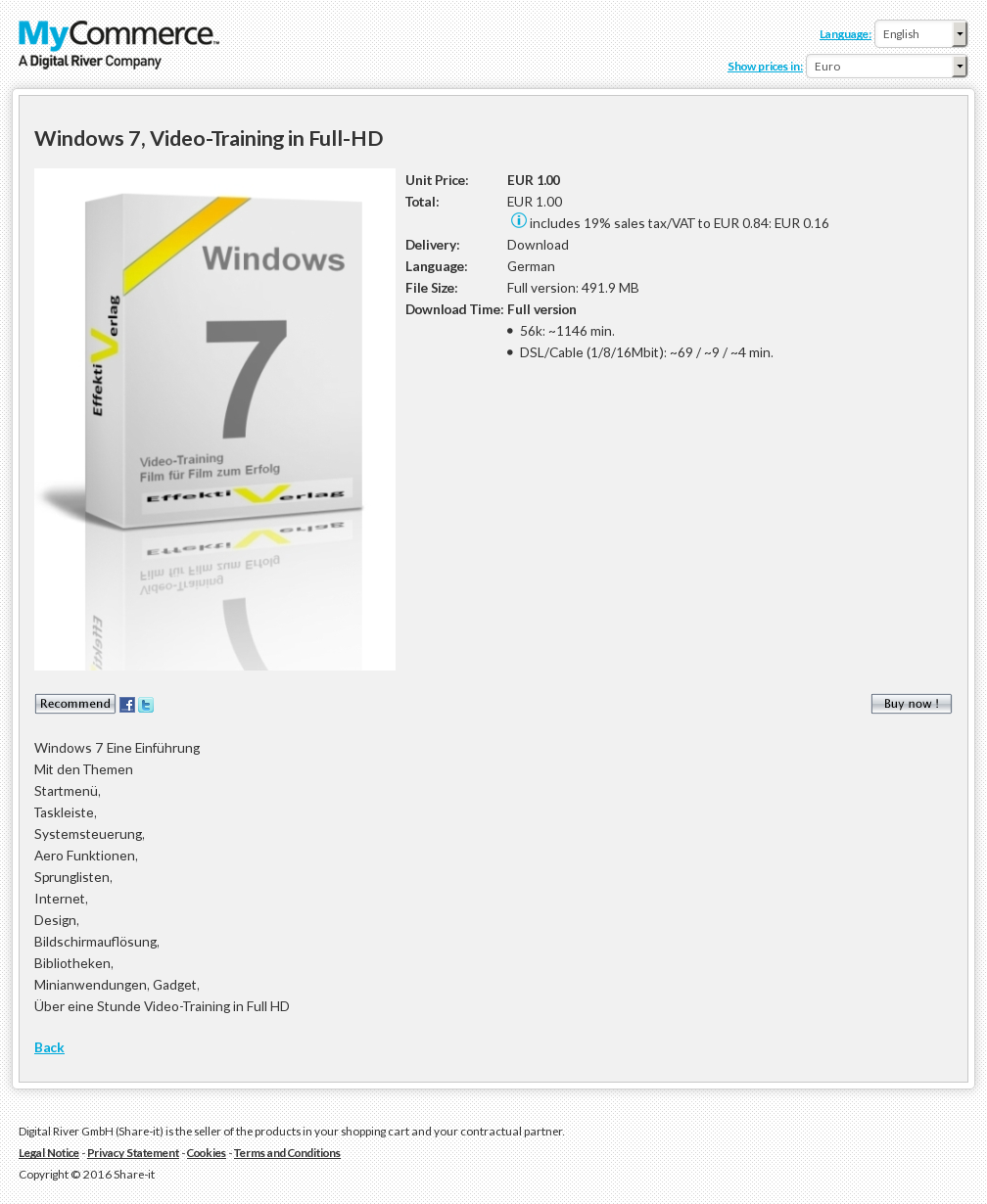 Windows Video Training Full Download