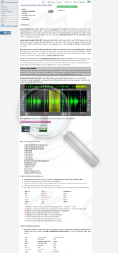 Audio Sound Recorder API For NET Commercial Edition preview. Click for more details