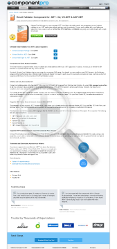 Email Validator For NET Late Renewal Standard Version 1 Company No Source Code Year Subscription preview. Click for more details