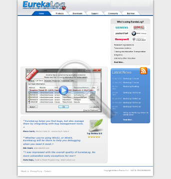 EurekaLog 7 X Enterprise Single License With 1 Year Of Free Updates preview. Click for more details
