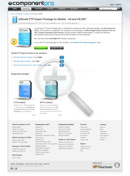 FTP Expert Package For Mobile Standard Version 1 Company No Source Code Year Subscription preview. Click for more details