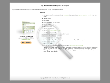 OsenVistaSuite 2008 Express Edition 1 Developer License With SQLite2008Pro Project Source Code preview. Click for more details