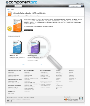 Ultimate Enterprise Package All Components For NET And Mobile Premium Version 1 Company With Source Code Year Subscription preview. Click for more details