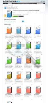 Ultimate Studio Package All NET Components Upgrade From UltimateZip To UltimateStudio Standard Version For 1 Developer No Source Code Year Subscription preview. Click for more details