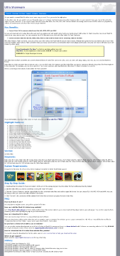 Ultra Video To Flash Converter Single User License preview. Click for more details