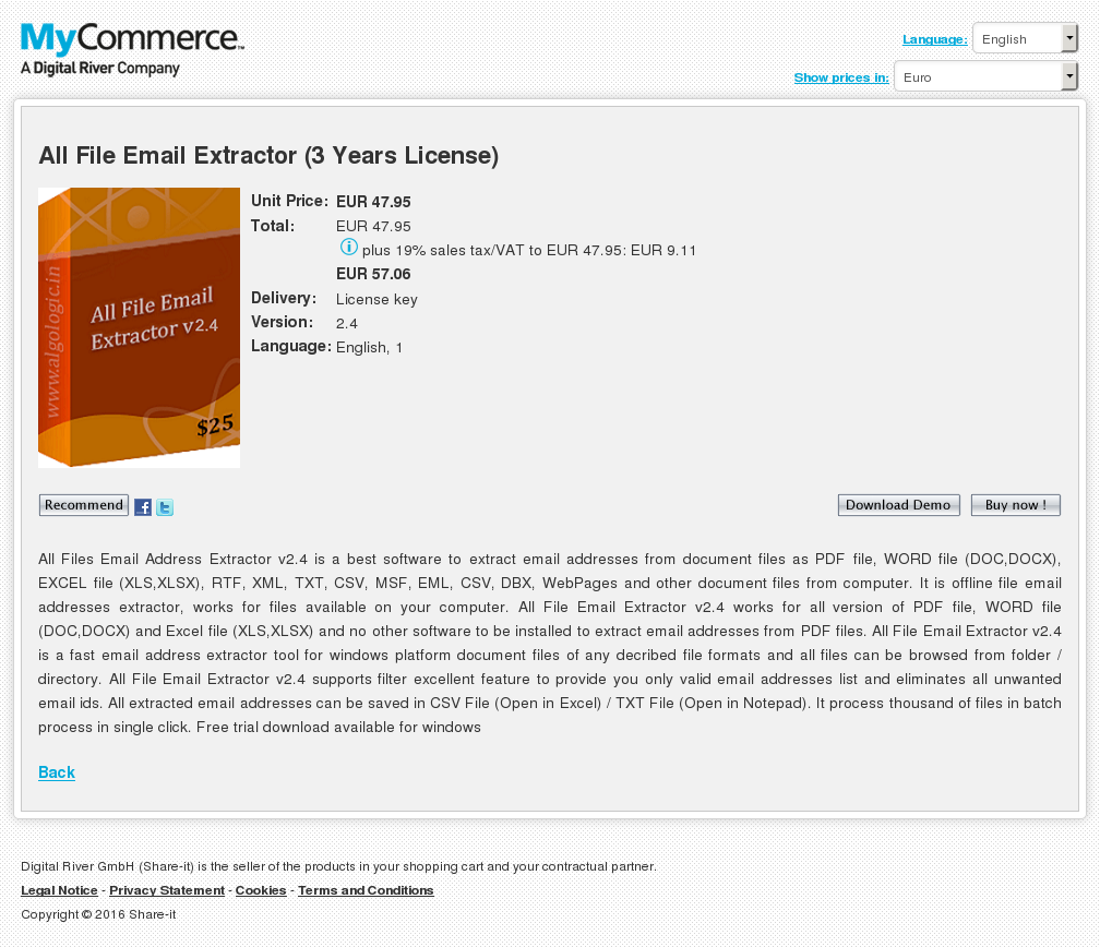 All File Email Extractor Years License Howto