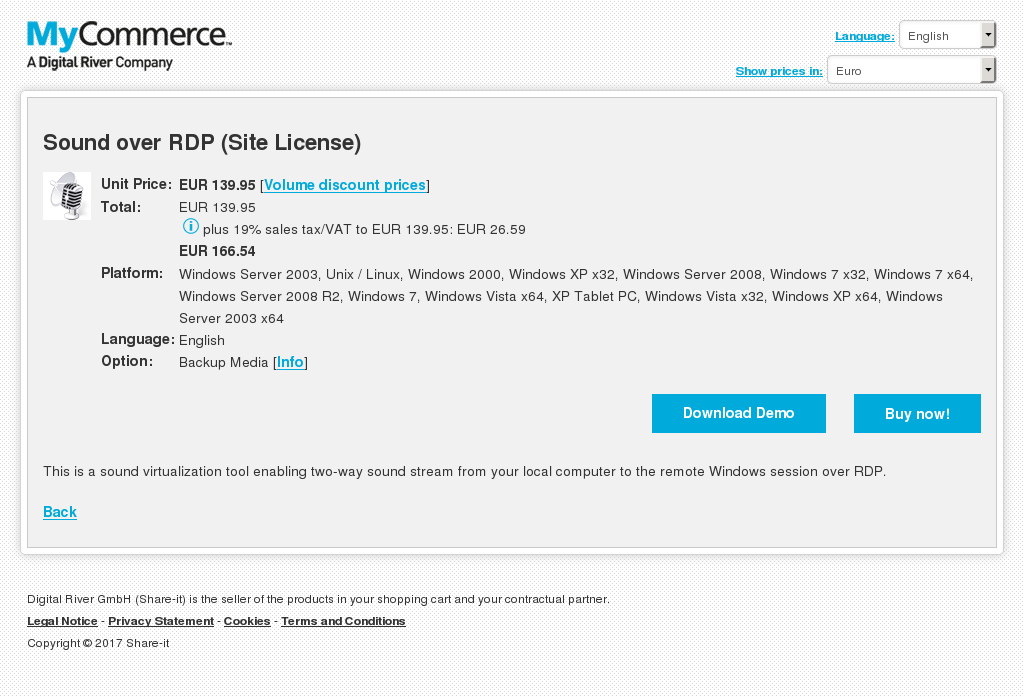 Sound Over Rdp Site License Download